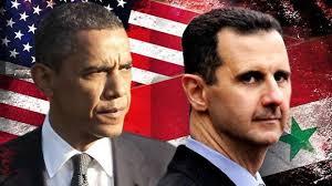 Obama v Assad