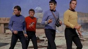 Star Trek expendability